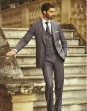 New Design Men Business Suit in Grey