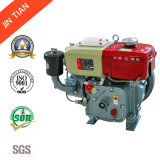 4-Stroke Small Single Cylinder Water Cooled Diesel Engine with Easy Operation (JR170B)