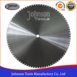 1400mm Diamond Blades for Wall Saws Reinforced Concrete Cutting