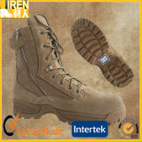 Genuine Suede Cow Leather Padded Collar Military Tactical Desert Boot