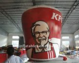 Advertising Giant Kfc Bucket