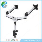 Angle-Free Dual Height Adjustable Astylar Mount Monitor Stand (JN-GA24U)