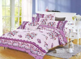 All Size Printed Microfiber Quilt Cover Faric for Bedding Set