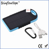 3000mAh Waterproof Solar Power Bank Charger (XH-PB-043)