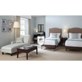 California Hotel Standard Twin Bedroom Set Solid Wood