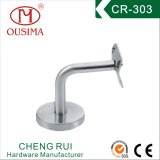 Stainless Steel Handrail Bracket for Glass
