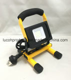Portable LED Floodlight with Stand