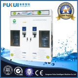 China Manufacturer Double Window Drinking Alkaline Ionized Water Machine