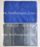 Waterproof Heat-Sealed PVC Passport Pocket Cover for Business Trip