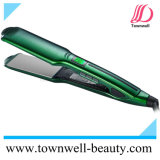 Professional Fast Aluminum Plates Hair Straightener with Ceramic and Tourmaline Coating Plates