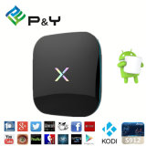 2016 X Player Amlogic S912 Octa Core Root Dolby Android 6.0 TV Box S905X TV Box Smart Media Player