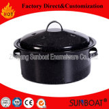 OEM/ODM Design 3qt Enamel Stock Pot/Customized Kitchenware