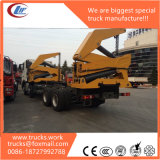 3axle Container Side Loader Semi Trailer 20FT Skeleton Container Sidelift