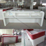 Factory Supply Marble Stone White Manager Desk