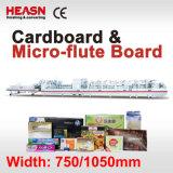 Automatic 4/6 Corner Box Folder Gluer Machine (WO-1050PC-R)