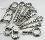 Stainless Steel Lifting Eye Bolt