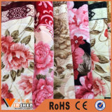 Home Textile Thick Warm Sheet Flannel Blanket Cover