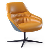 "Italian Style Leisure Chair for Living Room Fruniture ""Kyo Lounge"" Chair (KR14A)"