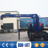 High Efficiency Truck with Crane 10 Ton