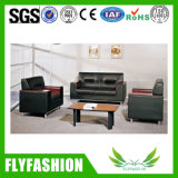 Comfortable Modern Leather Office Sofa (OF-07)