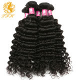 7A Grade 100% Brazilian Virgin Remy Human Hair Deep Wave Weft
