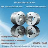 Precision Turned Lathe Aluminum Components CNC Machining Auto Spare Parts