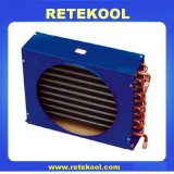 Refrigeration Copper Air Cooled Condenser
