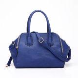 Blue Color Designer Lady Leather Handbags (MBNO037123)