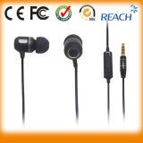 Custom Metal Ear Phone Stereo Mobile Earphone