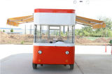 Popular Food Car, Dining Car, Restaurant Car, Equipped with All Kinds of Kitcheware