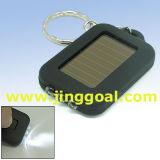 Promotional LED Solar Keychain Light