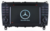 Android 5.1/1.6 GHz Car GPS Navigation for Mercedes Benz Clk /Cls Auto GPS DVD Player 3G Connection Hualingan