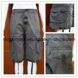 Sports Wear Cotton Solid Color Casual Cargo/Leisure Pants for Man