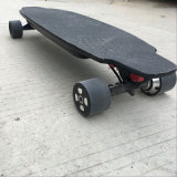 Dual Hub Motor 4 Wheels Electric Stakeboard with Bluetooth Speaker Samsung Battery