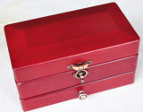 High-End Wooden Jewelry Box