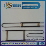 Top Quality Mosi2 Heating Elements in Muffle Furnace