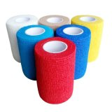 Medical Elastic Self Adhesive Cohesive Bandage Vet Wrap Equine