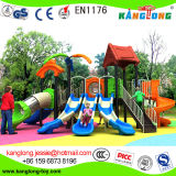 Hot Sale New Design Kid Outdoor Playground Equipment (2015 KL 012A)