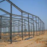 Prefab Light Steel Structure Factory Workshop From Professional Manufacturer