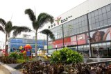 Prefabricated Steel Structure Shopping Mall (KXD-SSB1989)