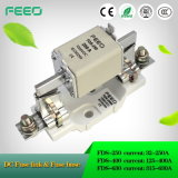 Ce Solar System Direct Current 600A Square Pipe Bolt Fast Acting Fuse Links with High Quality