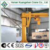 Floor Mounted Jib Crane, Jib Crane, Slewing Jib Crane