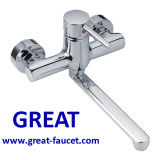 Single Lever Wall-Mounted Kitchen Faucet (GL4106A41)