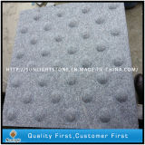 Cheap G684 Granite Tumbled Blind Paving Stone for Walkway or Driveway