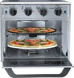 22L Multi-Function Electric Toaster Oven for Home Baking Oven