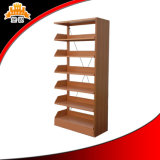 2016 Factory Single Side Metal Bookshelf