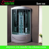 Computer Touch Screen Hydro Massage Steam Shower Room with Tub (TL-8855)
