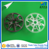 New Design Plastic Rosette Ring