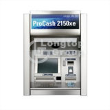 ATM Parts Automated Teller Machine Procash 2150xe in Outdoor Lobbies