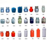 Wholesale 4.7L-120L Cooking LPG Gas Cylinder
